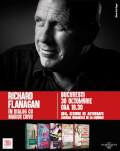 Richard Flanagan la București. În dialog cu Marius Chivu