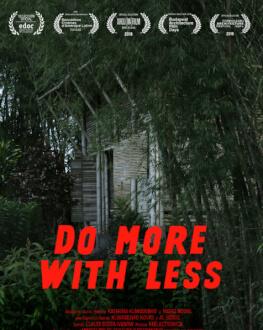 Seară de film UrbanEye @BATRA: Do More With Less