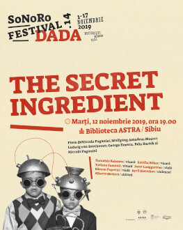 THE SECRET INGREDIENT SoNoRo Festival.14