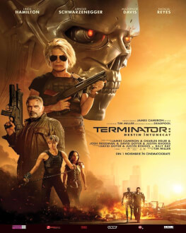 Terminator: Dark Fate / Terminator: Destin întunecat
