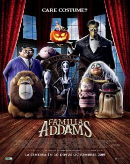 The Addams Family / Familia Addams
