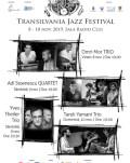 Abonament Transilvania Jazz Festival 2019 Transilvania Jazz Festival 2019