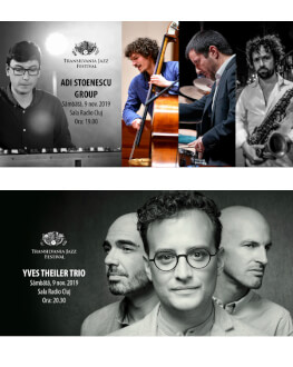 Adi Stoenescu QUARTET | Yves Theiler Trio Transilvania Jazz Festival 2019