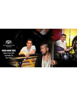 Omri Mor TRIO Transilvania Jazz Festival 2019