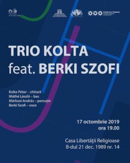 Trio Kolta feat. Szofi Berki