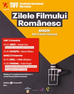 AREST Zilele Filmului Românesc