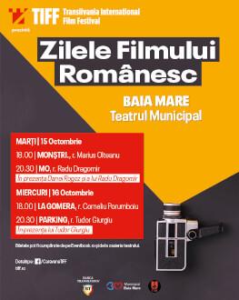 Monștri Zilele Filmului Românesc