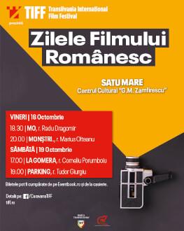Monștri. Zilele Filmului Românesc