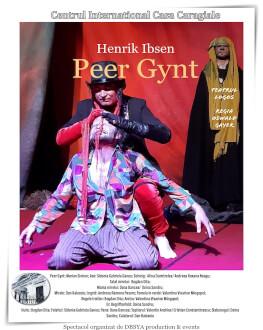Peer Gynt de Henrik Ibsen