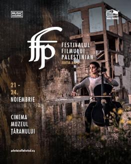 Abonament general Festivalul Filmului Palestinian (FFP) 2019