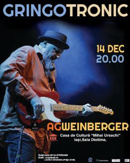 A.G. Weinberger - GringoTronic