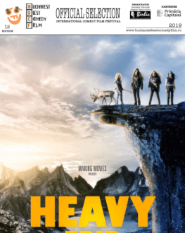 HEAVY TRIP Bucharest Best Comedy Film Festival 2019