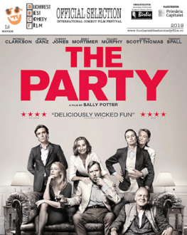 THE PARTY Bucharest Best Comedy Film Festival 2019