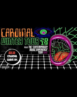 CARDINAL - Winter Tour