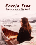 Carrie Tree * Live in Cluj * Songs to warm the hearts