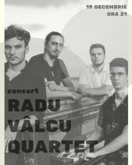Concert Radu Vâlcu Quartet