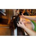 CURS Masajul Indian al fetei, scalpului si al zonei cervicale