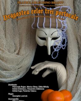 DRAGOSTEA CELOR TREI PORTOCALE de Georgeta Lozinca