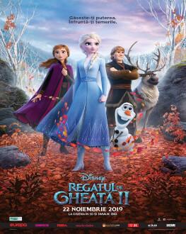 Frozen II / Regatul de gheață II