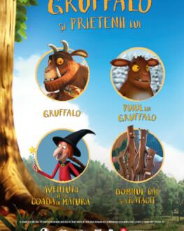 Gruffalo și prietenii lui [Family Time]