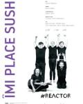 IMI PLACE SUSHI Focus: Dramaturgie Contemporană