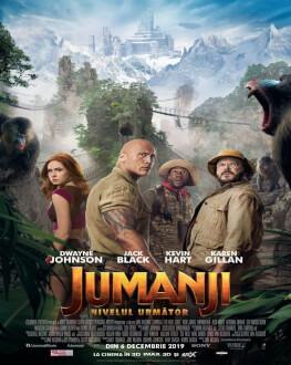 Jumanji: The Next Level / Jumanji: Nivelul următor