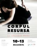 Corpul Resursă Atelier de auto-conștientizare prin dans cu Arcadie Rusu