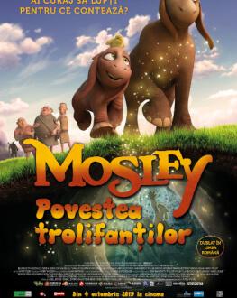 MOSLEY / MOSLEY: POVESTEA TROLIFANȚILOR