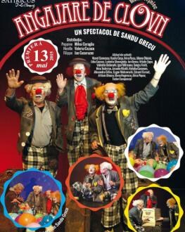 ANGAJARE DE CLOVN New Wave Theater Festival Ediția I