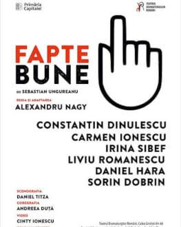 Fapte bune New Wave Theater Festival Ediția I