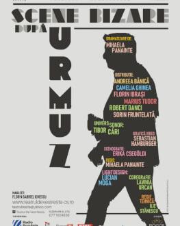 Scene Bizare după Urmuz New Wave Theater Festival Ediția I