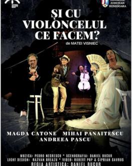 Și cu violoncelul ce facem? New Wave Theater Festival Ediția I