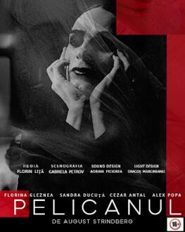 Pelicanul Live de la unteatru de August Strindberg