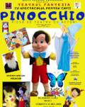 Pinocchio la Brăila Piesă de teatru cu actori