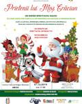 Prietenii lui Moș Crăciun la Deva Spectacol muzical de Crăciun pentru copii cu mascote și personaje