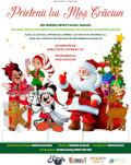 Prietenii lui Moș Crăciun la Târgu Mureș Spectacol muzical de Craciun pentru copii cu mascote si personaje