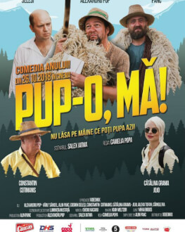 Pup-o mă! Bucharest Best Comedy Film Festival 2019