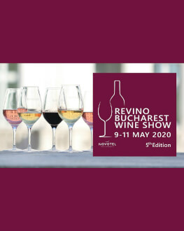 Revino Bucharest Wine Show 2020 5th Edition