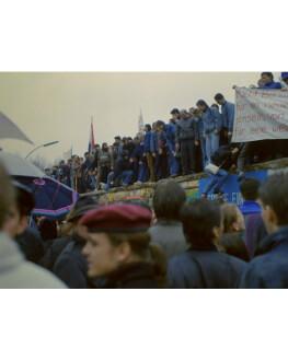 Zidul (Die Mauer) Cineclub One World Romania - ediție specială Zidul Berlinului și reunificarea Germaniei
