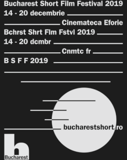 Abonament Bucharest Short Film Festival 2019 Bucharest Short Film Festival 2019