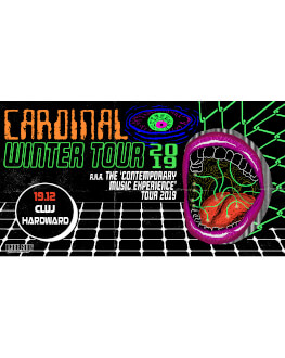 CARDINAL live - Winter Tour