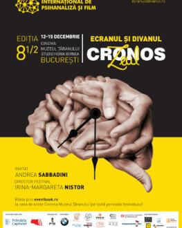 Greta Festivalul de Psihanaliză și Film Ediția 8 și ½