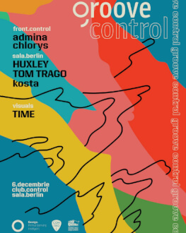 Groove Control #1: Huxley, Tom Trago and more