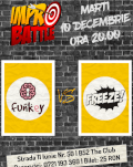 Impro Battle - FunKey vs. Freeze