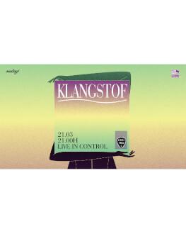 Klangstof (NL) Live
