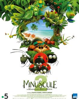Minuscule 2: Les mandibules du bout du monde/ Minuscule 2: Mandibule de la capătul lumii Exclusiv la Cinema Elvire Popesco