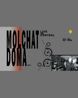 Molchat Doma (BY) Live