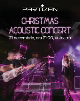 Partizan - Christmas acoustic concert