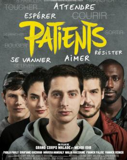 Patients / Pacienții Exclusiv la Cinema Elvire Popesco