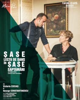 Șase lecții de dans în șase săptămâni la Iași de Richard Alfieri